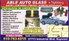 Able Auto Glass & Upholstery