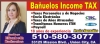 Bañuelos Income TAX and Notary Public