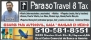 Paraiso Travel y Tax services