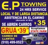 E.P. Towing