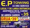 E.P. Towing