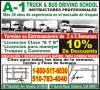 A-1 Truck & Bus Driving School