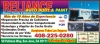 Reliance Auto Body & Paint