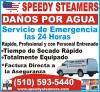 Speedy Steamers