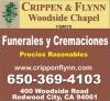 Crippen & Flynn Woodside Chapel
