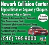 Newark Collilsion Center