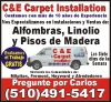 C&E Carpet Installation