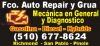 Fco. Auto Repair y Grua