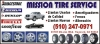 MISSION TIRE SERVICE East Bay