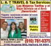L.A.T. Travel & Tax Services