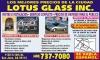 Lotus Glass Inc.