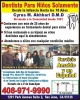 Cyrus M. Akhbari D.M.D - Dentista para Ninos